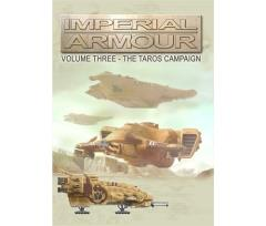 Imperial Armour #3 - The Taros Campaign (1st Edition)