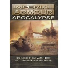 Imperial Armour - Apocalypse (1st Edition)