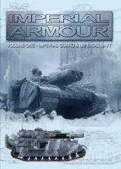 Imperial Armour #1 - Imperial Guard & Imperial Navy (1st Printing)