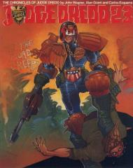 Chronicles of Judge Dredd, The - Judge Dredd 23