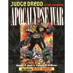 Judge Dredd - The Complete Apocalypse War, including Block Mania!