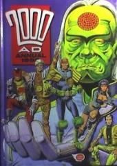 2000 AD Annual 1990