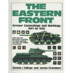 Eastern Front, The - Armour Camouflage & Markings, 1941 to 1945