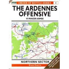 Ardennes Offensive, The - VI Panzer Armee