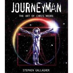 Journeyman - The Art of Chris Moore