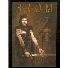 Offerings - The Art of Brom
