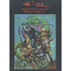 Biz - The Intense Art of Simon Bisley