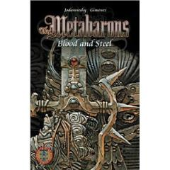 Metabarons, The #2 - Blood and Steel