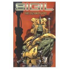 Sigil - The Lizard God