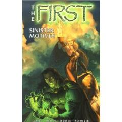 First, The Vol. 3 - Sinister Motives