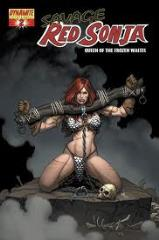 Savage Red Sonja - Queen of the Frozen Wastes
