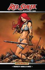 Red Sonja - She-Devil with a Sword Vol. 4, Animals & More