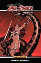 Sword of Red Sonja Vol. 2 - Doom of the Gods