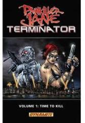 Painkiller Jane vs. Terminator - Time to Kill