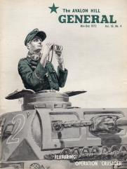 """Vol. 10, #4 """"Afrika Korps, Richthofen's War Variant"""""""