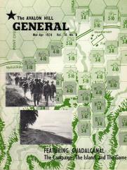 "Vol. 10, #6 ""Guadalcanal, Blitzkrieg, Gettysburg '77"""