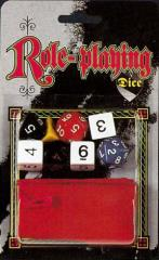 Roleplaying Dice Set w/Pouch