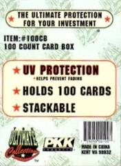 100 Count Card Box