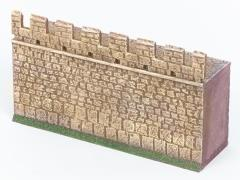 Straight Town Wall Section (2)