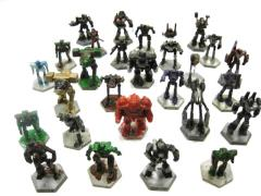 Battletech Plastic Miniatures Collection #7 - 28 Figures
