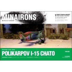 Polikarpov I-15 Chato Fighter