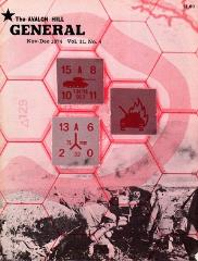 "Vol. 11, #4 ""PanzerBlitz Variant, 12 New Scenarios"""