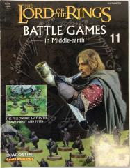 "#11 ""The Fellowship Battles, Boromir, Captain of Gondor"""