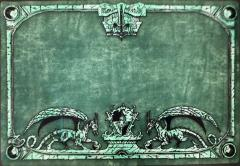 Dragon Shield Green Playmat