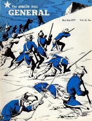 """Vol. 12, #1 """"1776, Panzer Leader Counters, Chancellorsville, Anzio"""""""