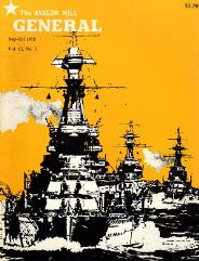 "Vol. 12, #3 ""Jutland Variant, PanzerBlitz, Waterloo"""