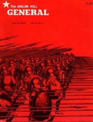 """Vol. 12, #4 """"Alexander & Stalingrad Variant Counters, 3-D PanzerBlitz"""""""