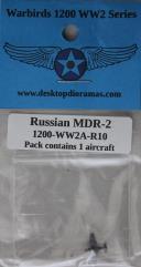 MDR-2 Floatplane