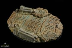 120mm Ancient Greece (Oval Base)