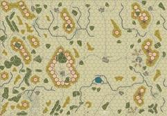 Imaginative Strategist - Panzer Blitz Map Set 1234