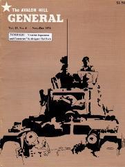 """Vol. 13, #4 """"Tobruk & Russian Campaign Variants, Stalingrad, War at Sea"""""""
