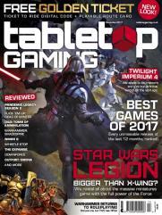 "#13 ""Star Wars Legion, Twilight Imperium 4, Best Games of 2017"""