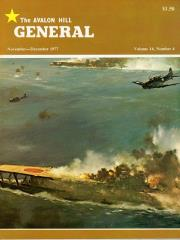"Vol. 14, #4 ""Victory in the Pacific, Third Reich, Richthofen's War, Victory at Sea Variant"""