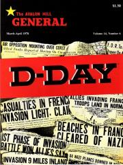 "Vol. 14, #6 ""D-Day, Victory in the Pacific, Panzer Leader"""