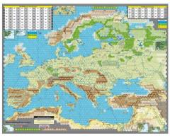 Unconditional Surrender! - Mounted Map Set