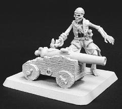 Soul Cannon & Skeletal Gunner