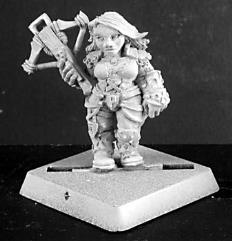 Kara Foehunter - Dwarf Ranger
