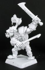 Gnaguk - Bull Orc Hero