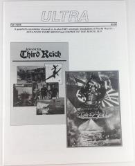 """#14 - Fall 1995 """"Scandinavia Overview & Option, Sweden, Denmark"""""""