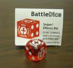14mm Sniper! Effects Die
