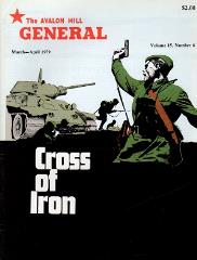 "Vol. 15, #6 ""Cross of Iron, Squad Leader"""