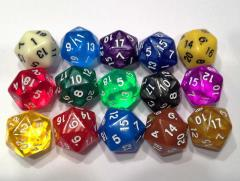 Assorted Pack - d20 (15)