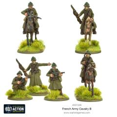 French Army Cavalry B