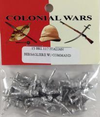 Italian Bersaglieri w/Command