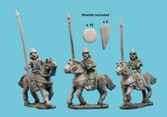 Armenian Knights w/Lances