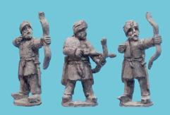 Muslim Infantry Bowmen